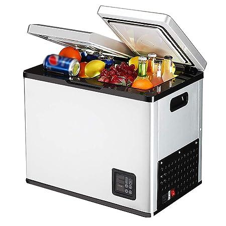 LZY Refrigerador de Coche pequeño Refrigerador de compresor ...