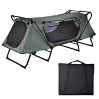 Deals on Yescom 1-Person Folding Tent Cot Waterproof Oxford