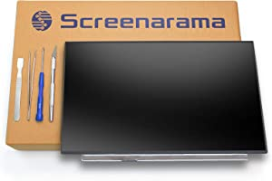 SCREENARAMA New Screen Replacement for MSI GS75 STEALTH-479, 144Hz, FHD 1920x1080, Matte, LCD LED Display with Tools