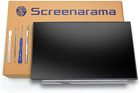 IPS FHD 1920x1080 LCD LED Display with Tools SCREENARAMA New Screen Replacement for ASUS Vivobook X510U Matte