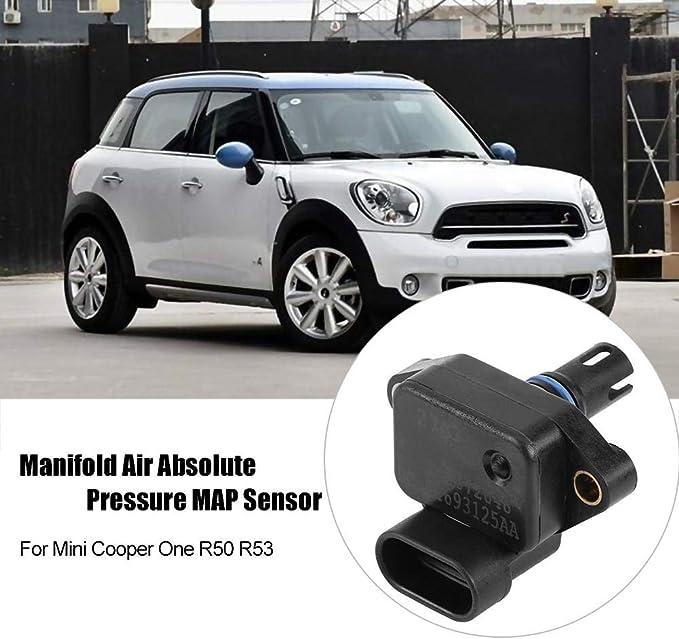 Fits Mini Cooper R50 Genuine Lemark Intake Manifold Pressure MAP Sensor