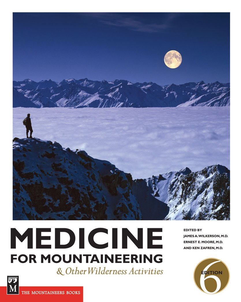 Download Medicine for Mountaineering & Other Wilderness Activities pdf epub