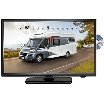 Reflexion lddw20 N LED HD TV 20 Pulgadas TV DVB-S2/C/T2 DVD 12/24 ...
