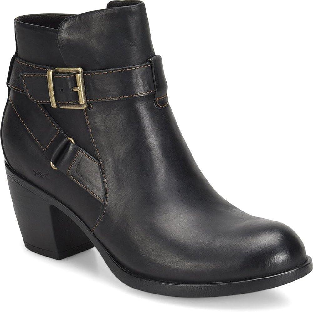 B.O.C Womens Shea Leather Almond Toe