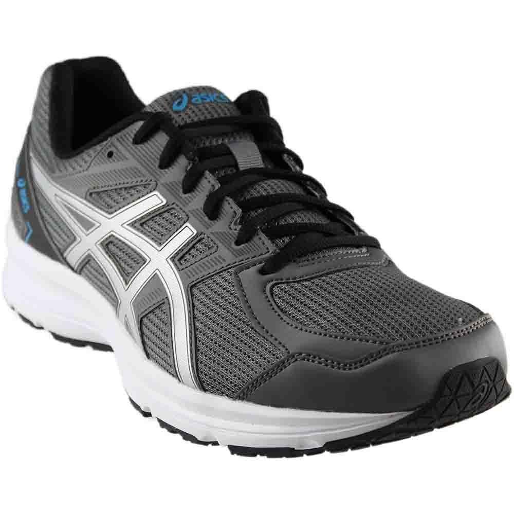 ASICS Men's T7K4N.9793 Jolt Running Shoes B073HBP2HG 9 D(M) US|Carbon/Silver/Island Blue
