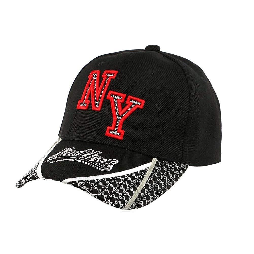 Hip Hop Honour-Gorra de béisbol y bandera de Nueva york, color ...