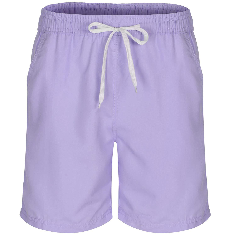 Shorts Baño Soulstar Lana Hombre Elástico Forrado Con Malla Tabla ...