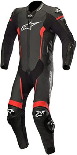Alpinestars Men's Missile Leather Motorcycle Riding Suit Tech-Air Compatible