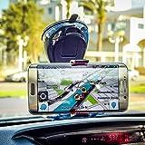 WinnerGear Montar Best iPhone XS Max XR Car Mount Holder Dashboard Windshield