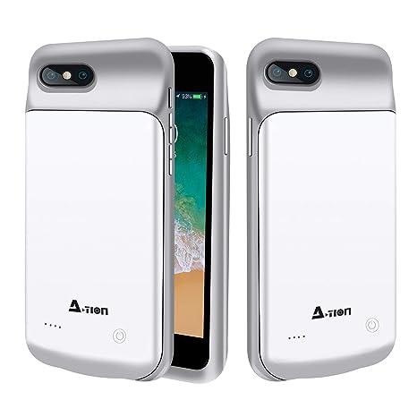 A-TION Funda Bateria iPhone 8/7 / 6S / 6, Ultra [3000mAh ...