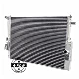 #6: Primecooling 4 Row Full Aluminum Radiator for 2008-2010 Ford F250 F350 F450 F550 Super Duty, 6.4L V8 Models (2.75 Inches Thickness Core)