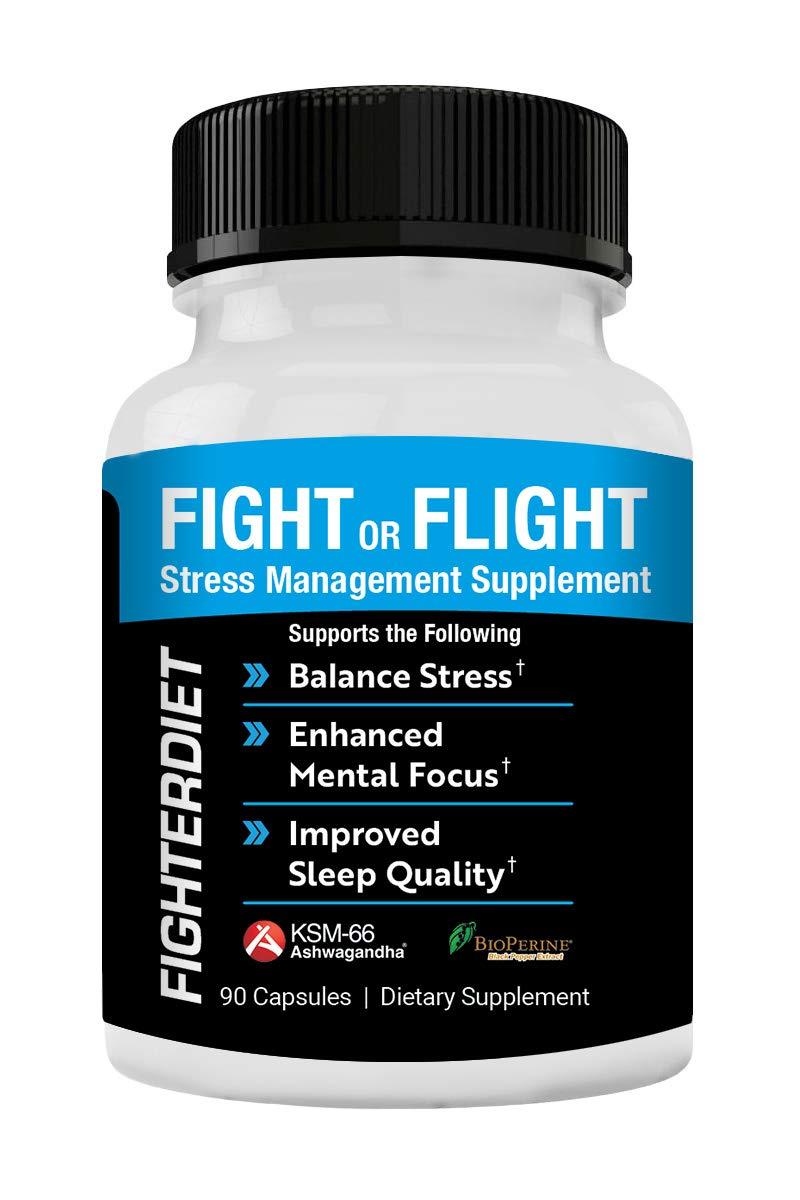 Fighterdiet Fight or Flight Stress Relief by Fighterdiet
