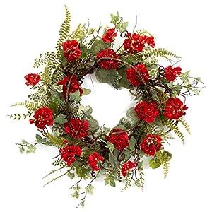 Melrose International Red Geranium, 24-Inch 7