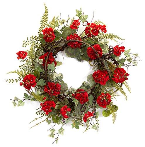Melrose International Red Geranium, ()