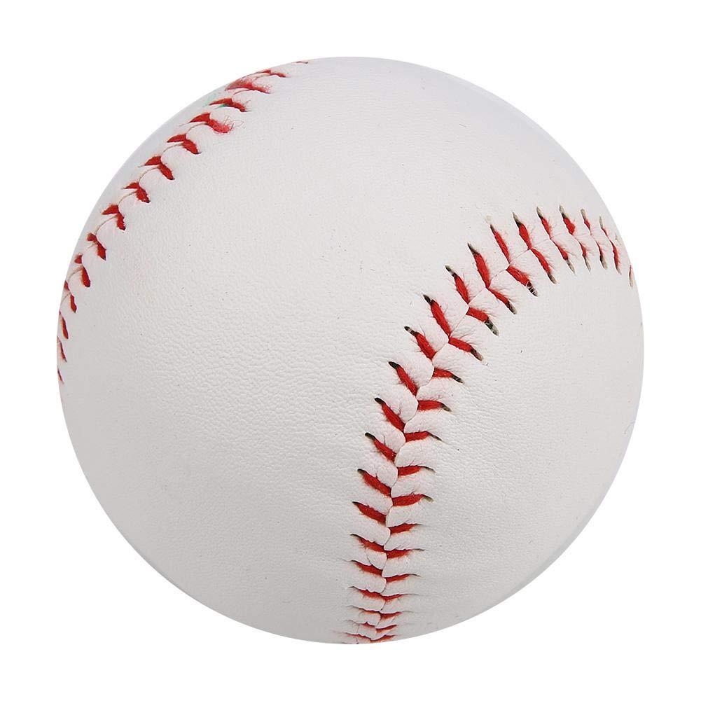 Alomejor Soft Baseballs Practice Baseballs Foam Softballs Training Sporting Batting Soft Ball for Children Teenager