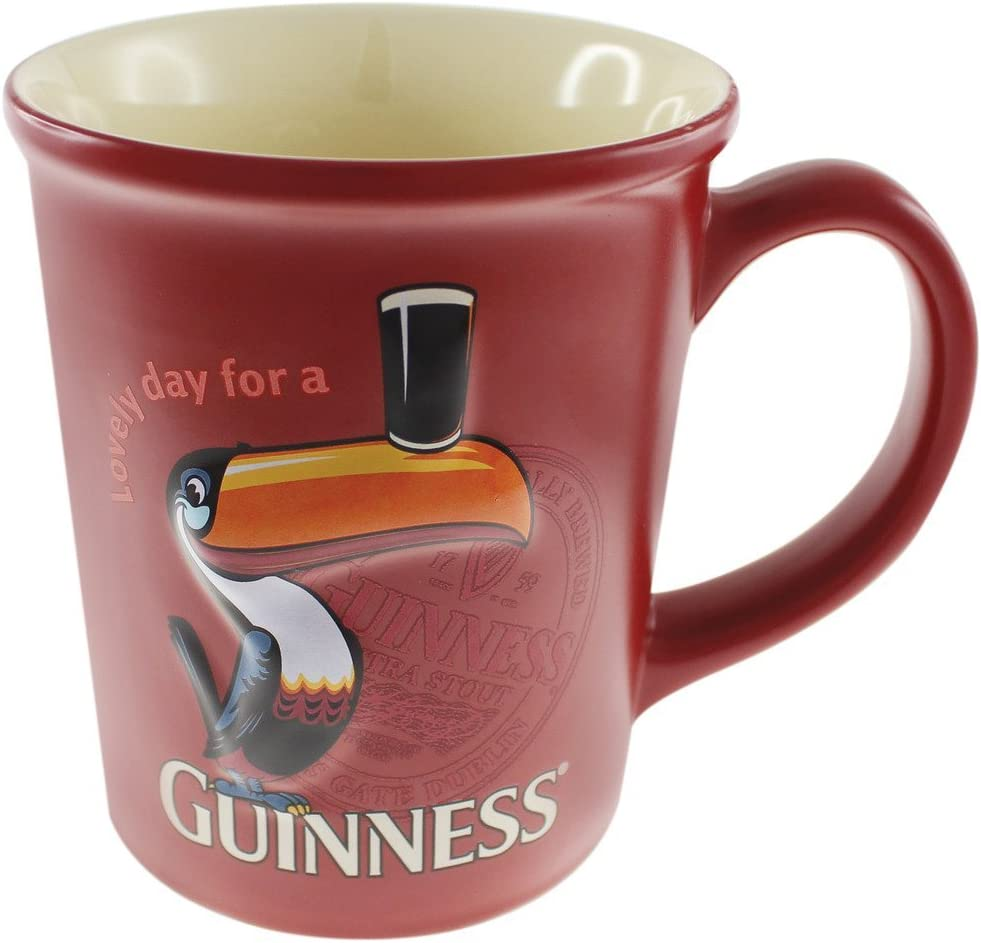 GUINNESS TOGETHER MUG