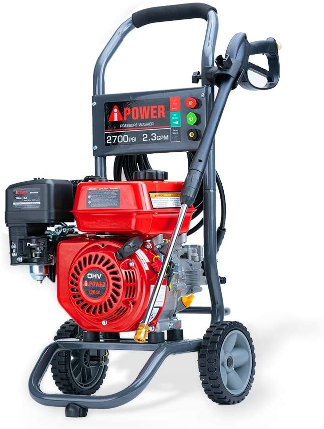 A-iPower APW2700C Gas Powered Pressure Washer