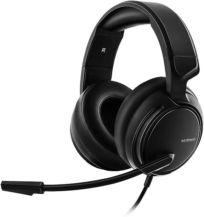 NUBWO N12 - Auriculares de diadema para videojuegos para Xbox One ...