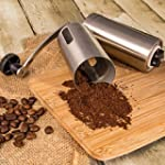 Toyofmine Manual Coffee Bean Grinder,...