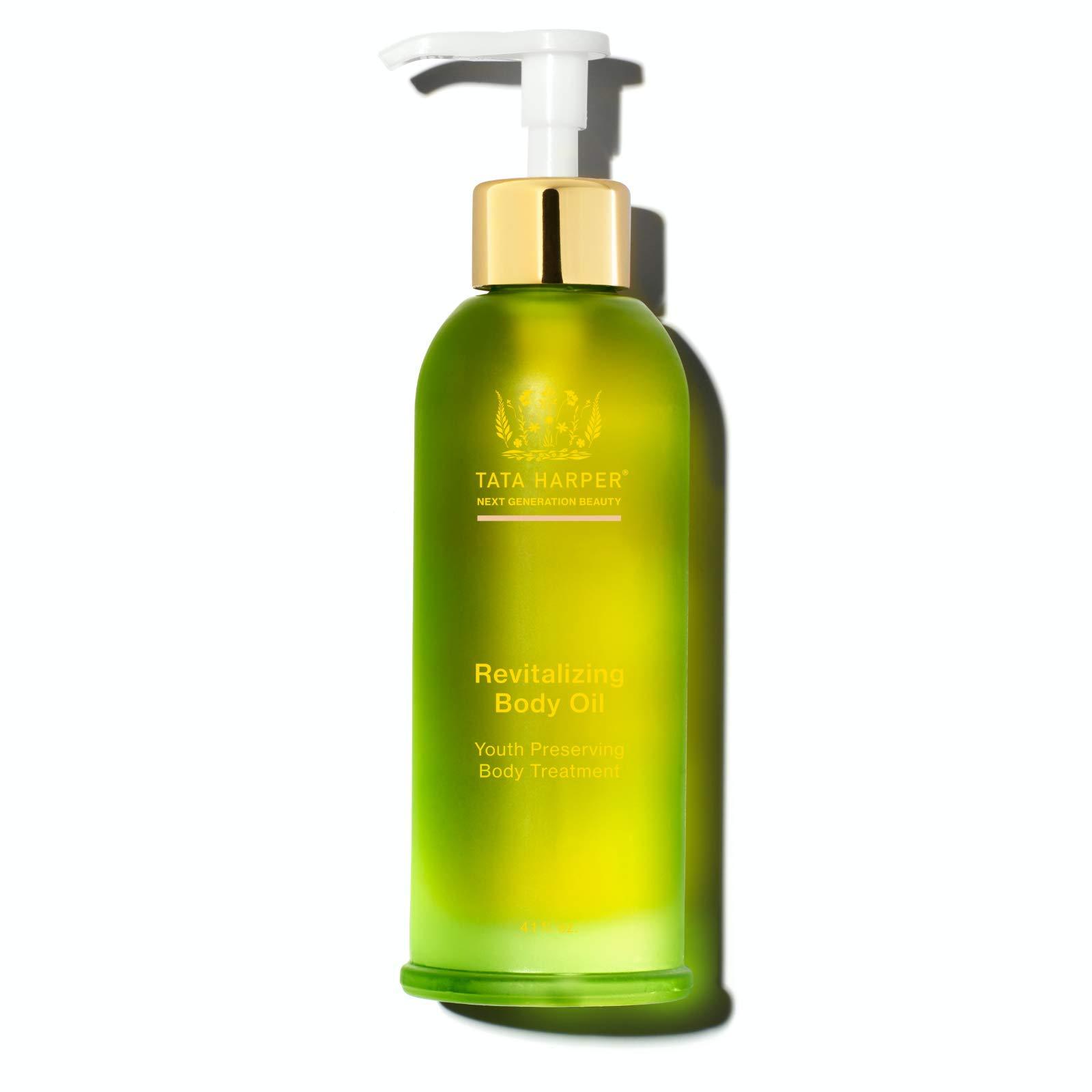 Tata Harper Revitalizing Body Oil For All Skin Types 4.1oz (125ml)