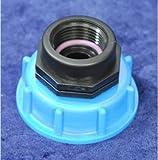 AM290 Auslauf IBC-Container-Zubehör-Regenwasser-Tank-Adapter-Fitting-Kanister