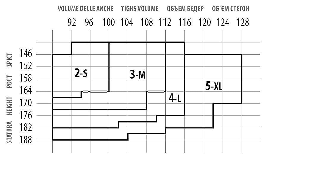 donna 40 DEN Giulia Collant