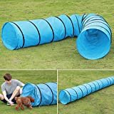 18'Dog Tunnel Portable Obedience Agility Training