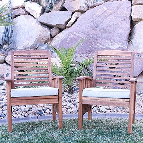 wood furniture outdoor - 5