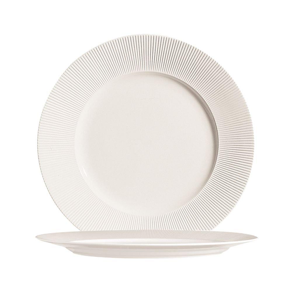 Chef & Sommelier Spirit Ginseng 12-1/8'' Service Plate