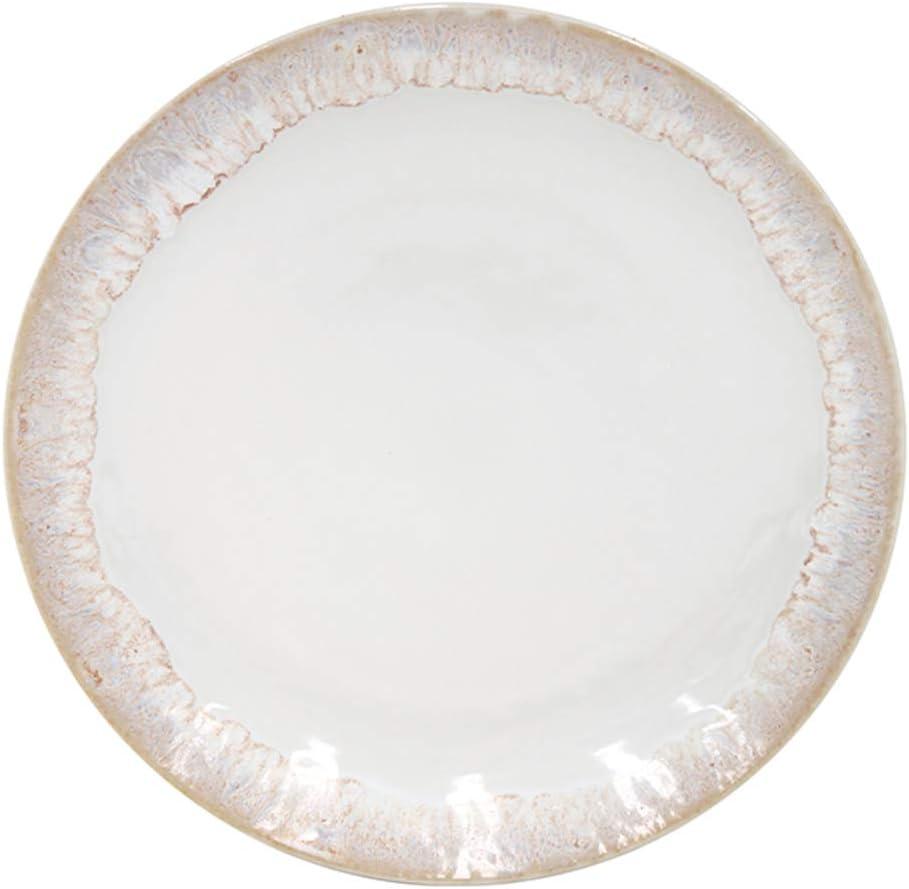 Casafina Taormina Collection Stoneware Ceramic Salad Plate 9