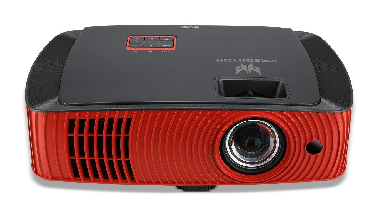Acer Predator Z650 DLP Projektor (Full HD 1920 x 1080 Pixel, 2.200 ANSI Lumen, Kontrast 20.000:1, Kurzdistanz) Acer Computer GmbH MR.JMS11.001