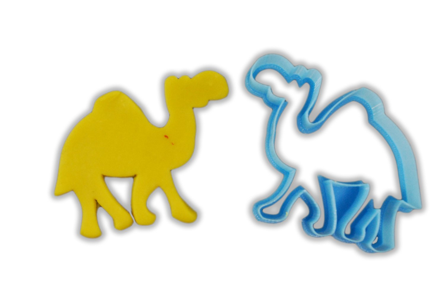 Camel Animal Cookie Cutter - LARGE - 4 Inches by CookieCutterKingdom (Image #1)
