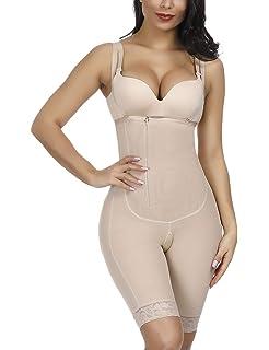 37bd941c0df Lover-Beauty Women s Shapewear Butt Lifter Body Shaper Thigh Slimmer  Control Panty Shaping Waist Cincher