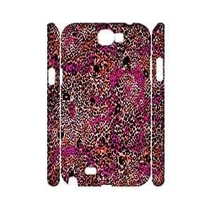 C-Y-F-CASE DIY Design Animal Grain Pattern Phone Case For Samsung Galaxy Note 2 N7100