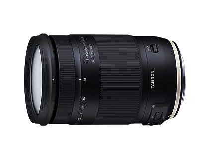 Tamron Ultra-Tele-Megazoom 18-400mm F/3.5-6.3 Di II VC HLD Objektiv für Canon schwarz