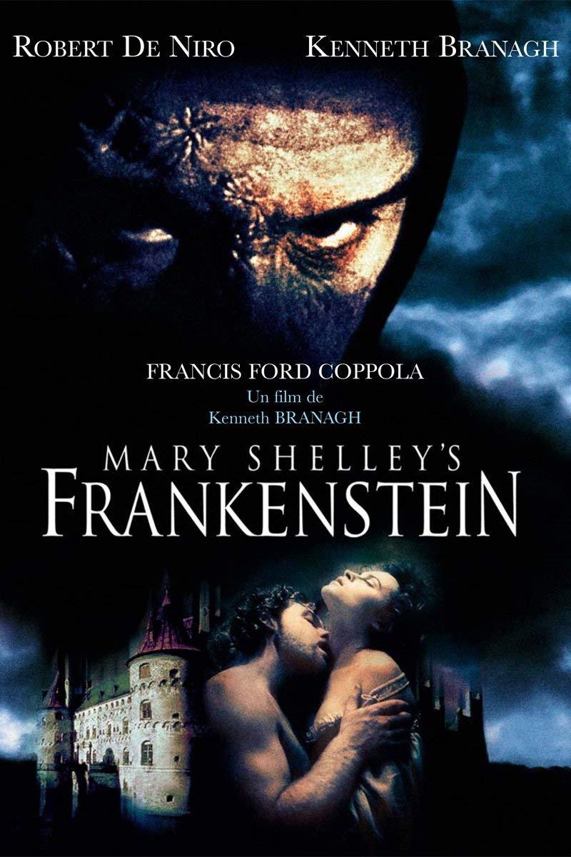 Frankenstein [Francia] [DVD]: Amazon.es: Robert De Niro, Kenneth ...
