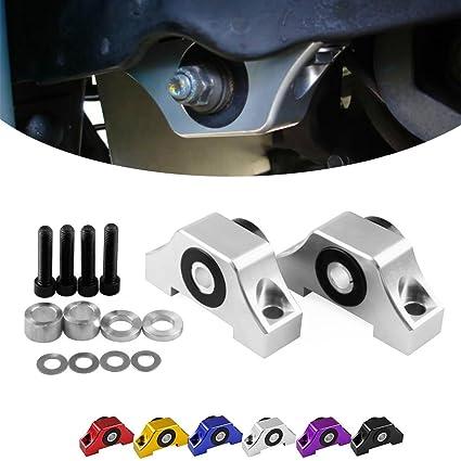 Aluminum Billet Engine Motor Torque Mount 92-00 Honda Civic D15 D16 B16 B18 B20