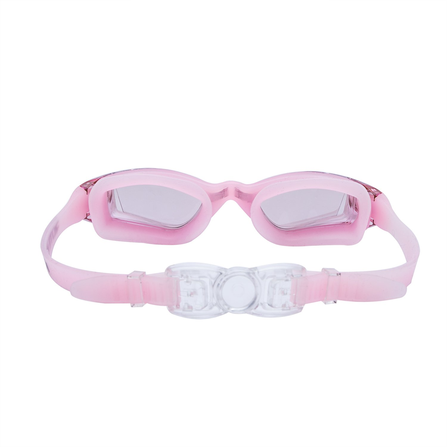 ROTERDON Swimming Goggles Glasses Goggle Anti Fog UV Protection No Leaking and Mirrored Professional for Adults Mens Womens Chidrens Youth Junior Kids in Racing from Swim Store Pink