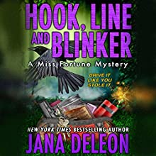 Hook, Line and Blinker Audiobook by Jana DeLeon Narrated by Cassandra Campbell