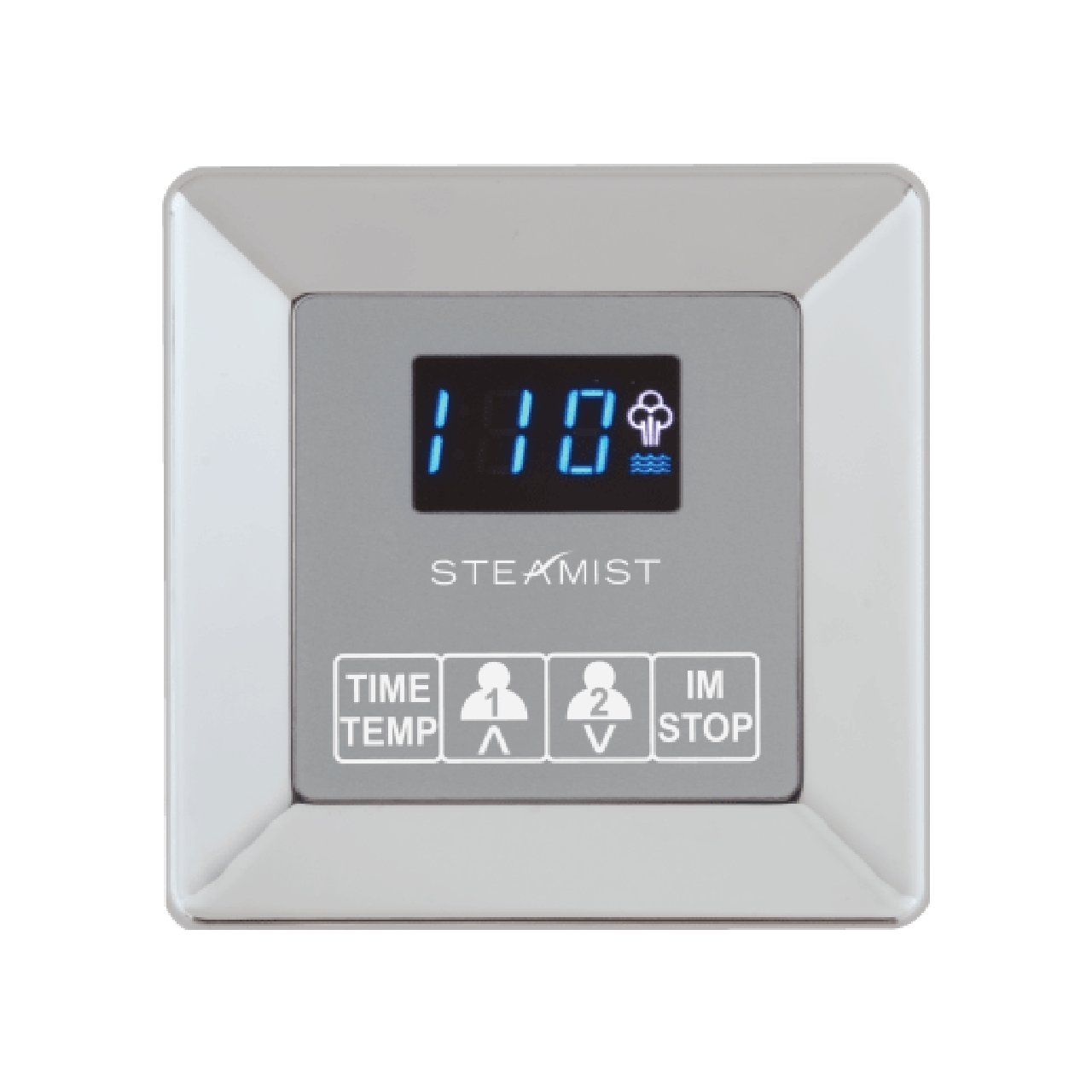 Steamist TSC-250-ORB Total Sense Digital Control, Oil Rubbed Bronze