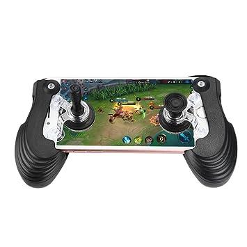 Nueva alta calidad Teléfono Gamepad Controlador de juegos, teléfono móvil soporte funda para Game Grip funda para Gamepad Joystick Juego de embrague para ...