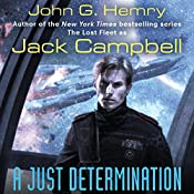 A Just Determination: JAG in Space, Book 1 | Jack Campbell