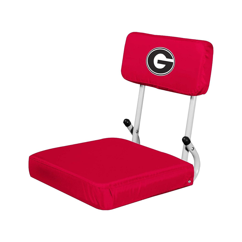 One Size Multicolor Logo Brands NCAA Unisex Adult Hardback Bleachers Stadium Seat