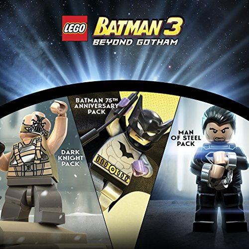 Lego Batman 3: Beyond Gotham Deluxe Edition - PS4 [Digital Code]