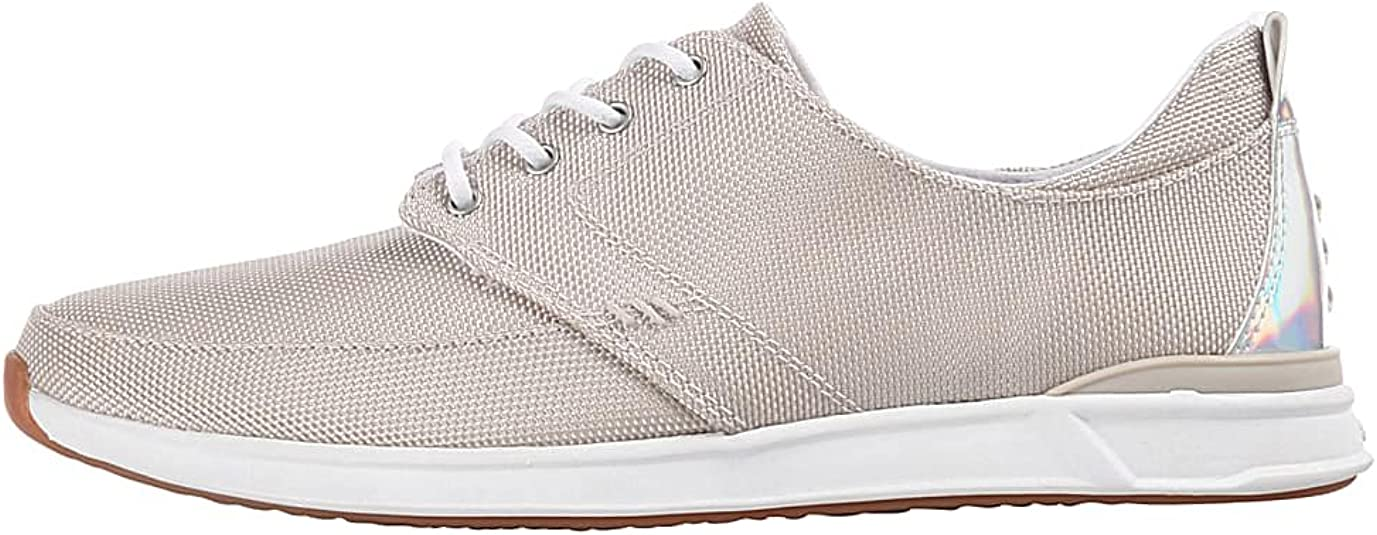 Reef Rover Low TX SilverGrey, Sneakers Basses Femme: Amazon