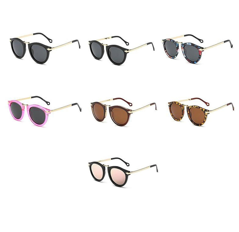 MYLL Lady Polarisierten Sonnenbrillen Stern Mit Dem Absatz Pfeil Brille Sonnenbrille,Gray1-OneSize
