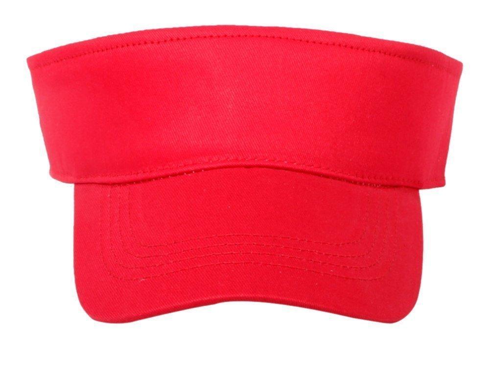 fletion 100/% coton unisexe pour enfants Gar/çons Filles UV soleil Visi/ère de Tennis de respirant doux Casquette de baseball