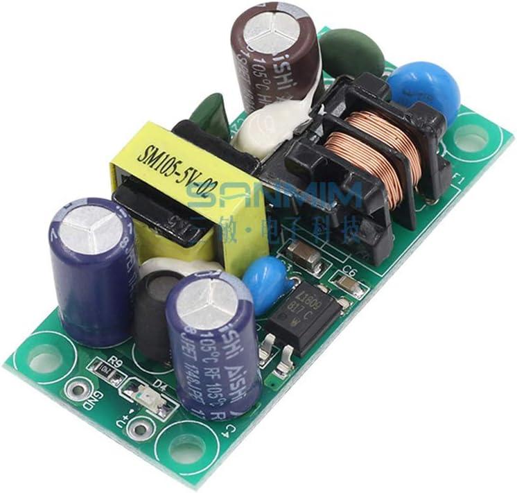 HiLetgo 2pcs AC-DC 220V to 24V Isolated Switching Power Supply Power Supply Module Board