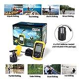 LUCKY Handheld Fish Finder Portable Fishing Kayak