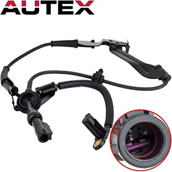 ABS Wheel Sensor w// Harness Front Right for Ford Mercury Escape YL8Z2C204AB